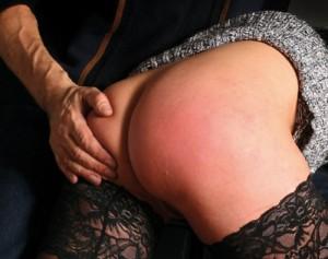 Spanking: palmadas de amor
