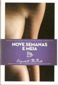 9 semanas e meia - Livro erótico