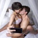 #SexSelfie, selfie fazendo sexo